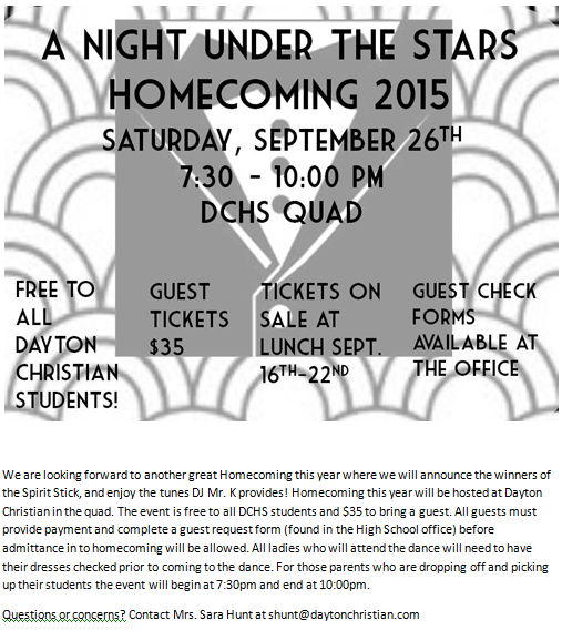 A night under the stars 1