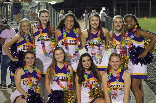 DC Cheerleaders 2017